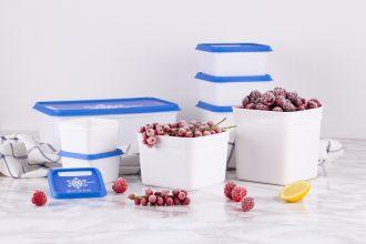 Alaska Boxes with Frozen Fruit